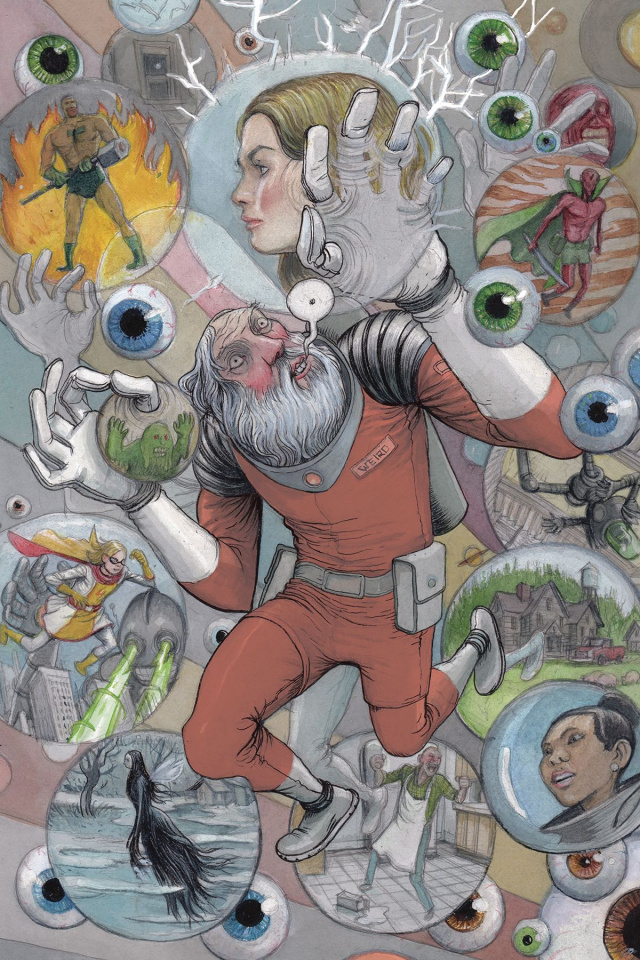 Black Hammer: Age of Doom #6 (Dalrymple Cover)