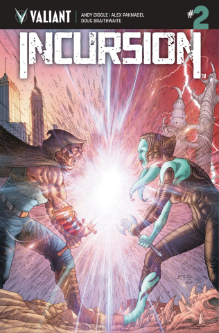 Incursion #2 (Bodenheim Cover)
