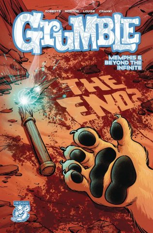 Grumble: Memphis and Beyond the Infinite! #5