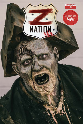 Z Nation #3 (Photo Cover)