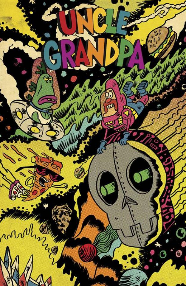 Uncle Grandpa #3
