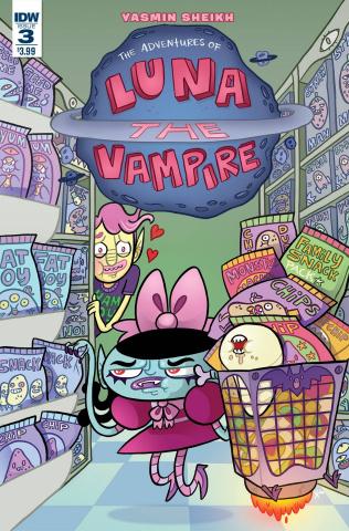 Luna: The Vampire #3