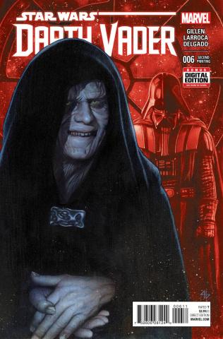 Darth Vader #6 (Granov 2nd Printing)