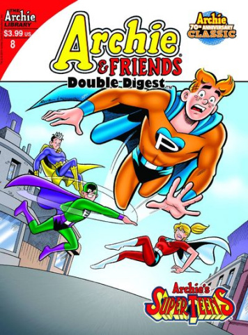 Archie & Friends Double Digest #8
