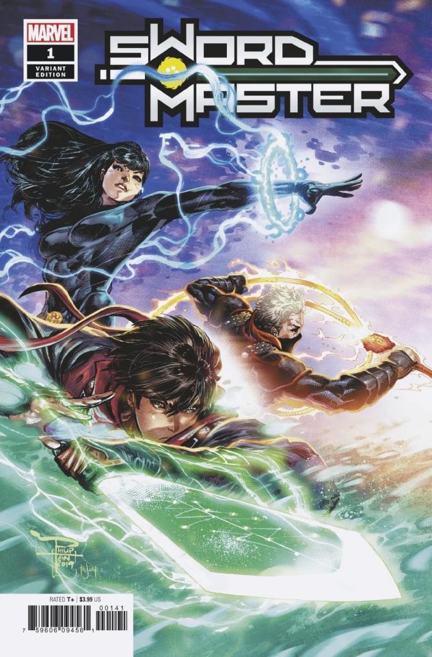 Sword Master #1 (Philip Tan Cover)