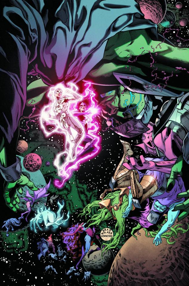 Green Lantern: New Guardians #28