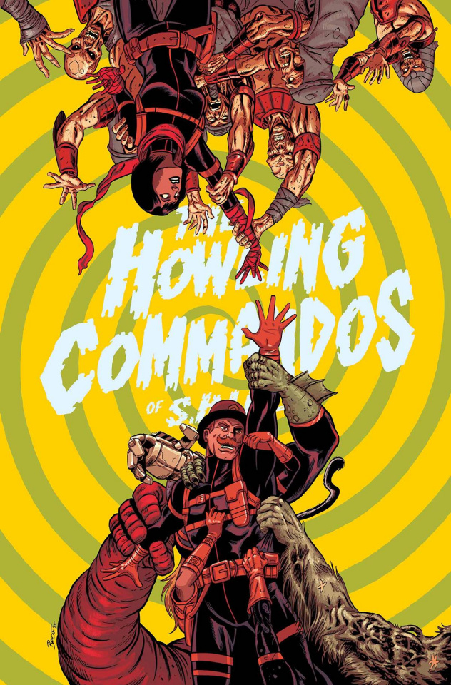 The Howling Commandos of S.H.I.E.L.D. #5