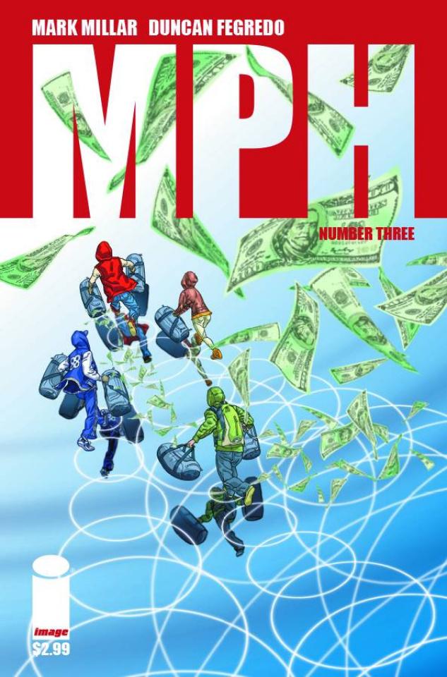 MPH #3 (Fegredo Cover)