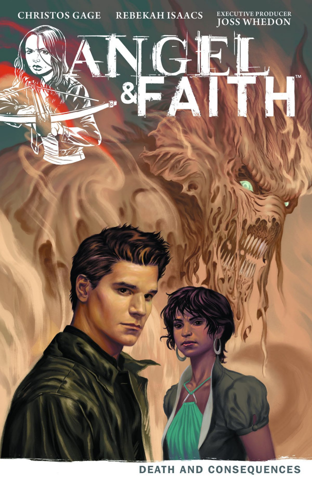 Angel & Faith Vol. 4: Death and Consequences