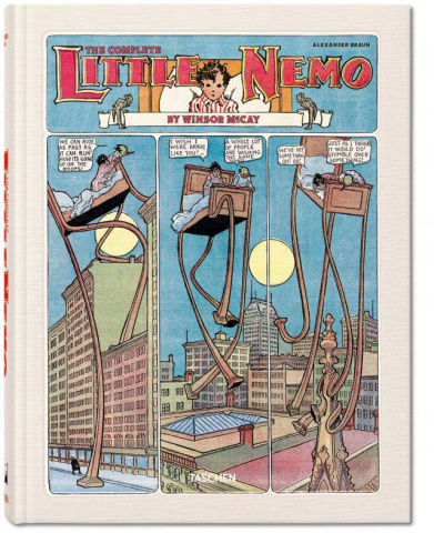 Windsor McCay: The Complete Little Nemo Vol. Xl