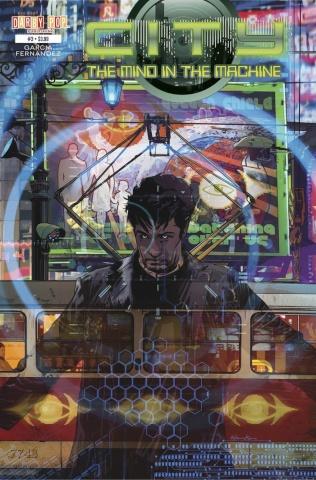 City: The Mind in the Machine Vol. 1