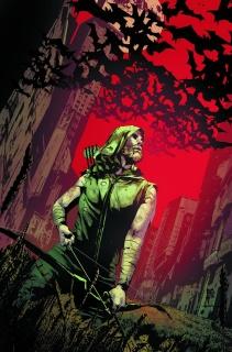 Green Arrow #25: Zero Year