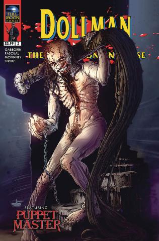 Dollman Kills the Full Moon Universe #2 (Strutz Cover)