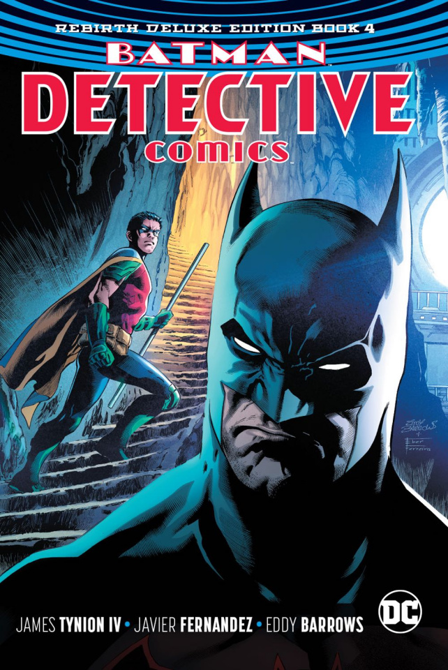Detective Comics: Rebirth Book 4