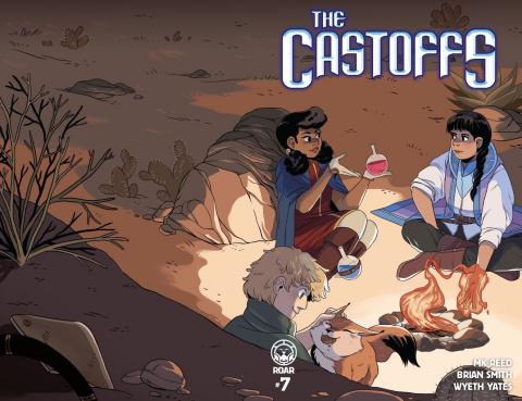 The Castoffs #7 (5 Copy Chau Cover)