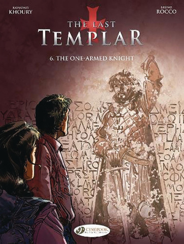 The Last Templar Vol. 6: The One Armed Knight