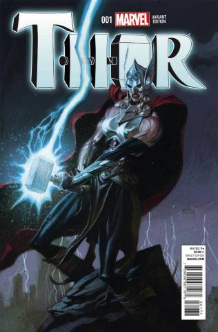 Thor #1 (Robinson Cover)