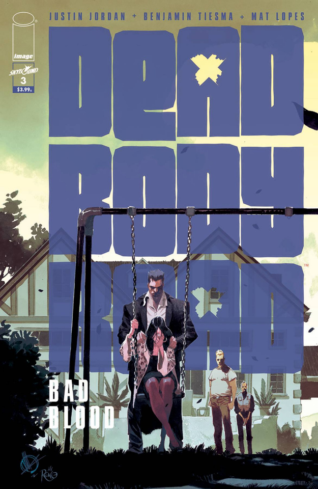 Dead Body Road: Bad Blood #3