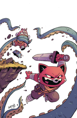Ruinworld #1 (Laufman Cover)