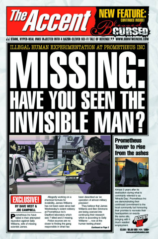 Missing: Have You Seen the Inivisible Man?