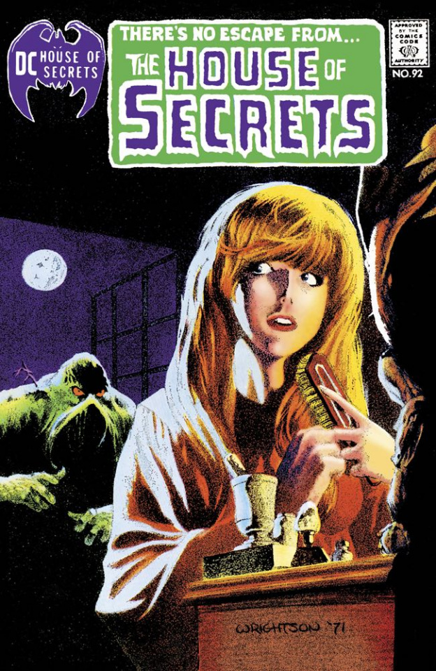 The House of Secrets #92 (Facsimile Edition)