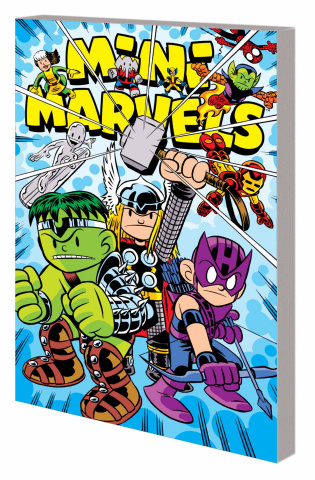 Mini Marvels Complete Collection