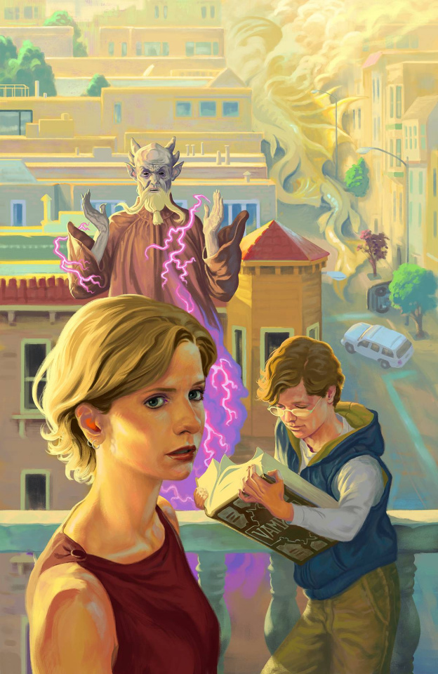 Buffy the Vampire Slayer, Season 10 #6
