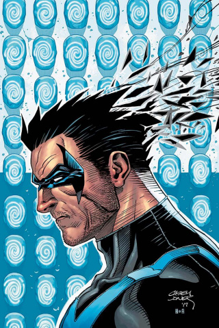 Nightwing #28 (Variant Cover)