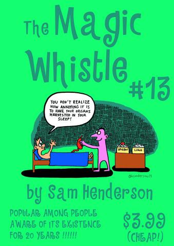The Magic Whistle #13