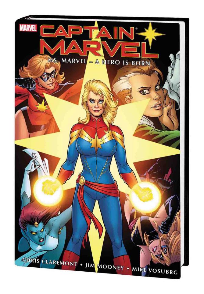 Captain Marvel / Ms. Marvel: A Hero is Born (Omnibus)