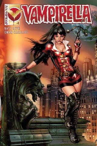 Vampirella #1 (Anacleto Connect Cover)