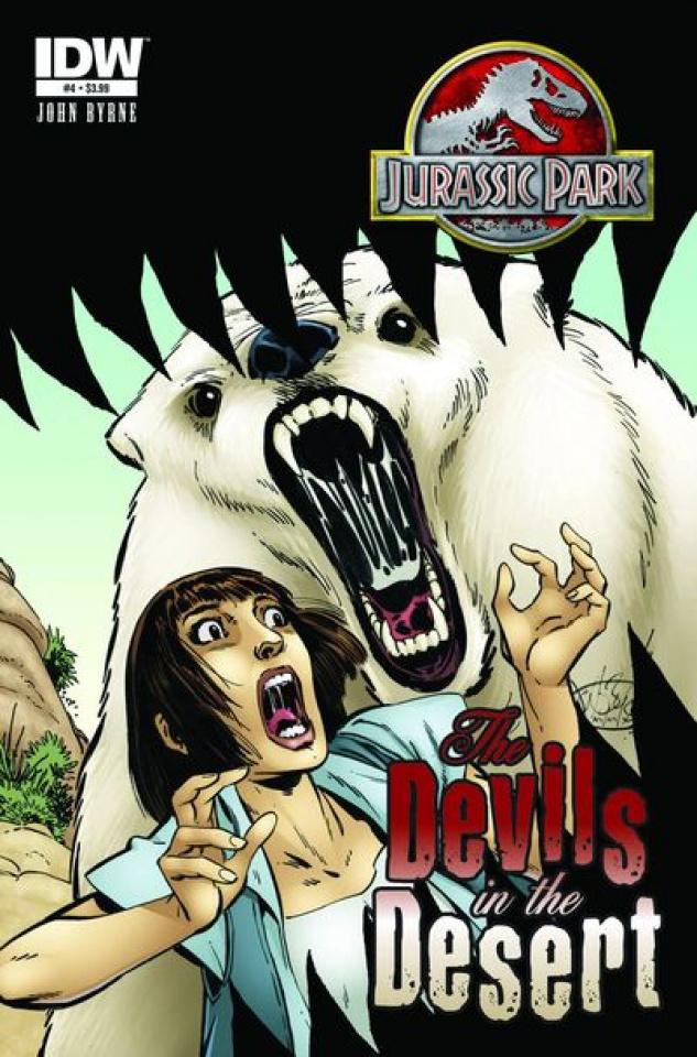 Jurassic Park: Devils in the Desert #4