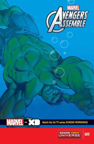 Marvel Universe: Avengers Assemble #9