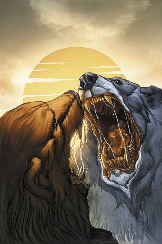 Grimm Fairy Tales: The Jungle Book - Fall of the Wild #1 (Granda Cover)