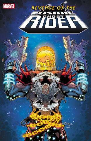 Revenge of the Cosmic Ghost Rider #2 (Lubera Cover)