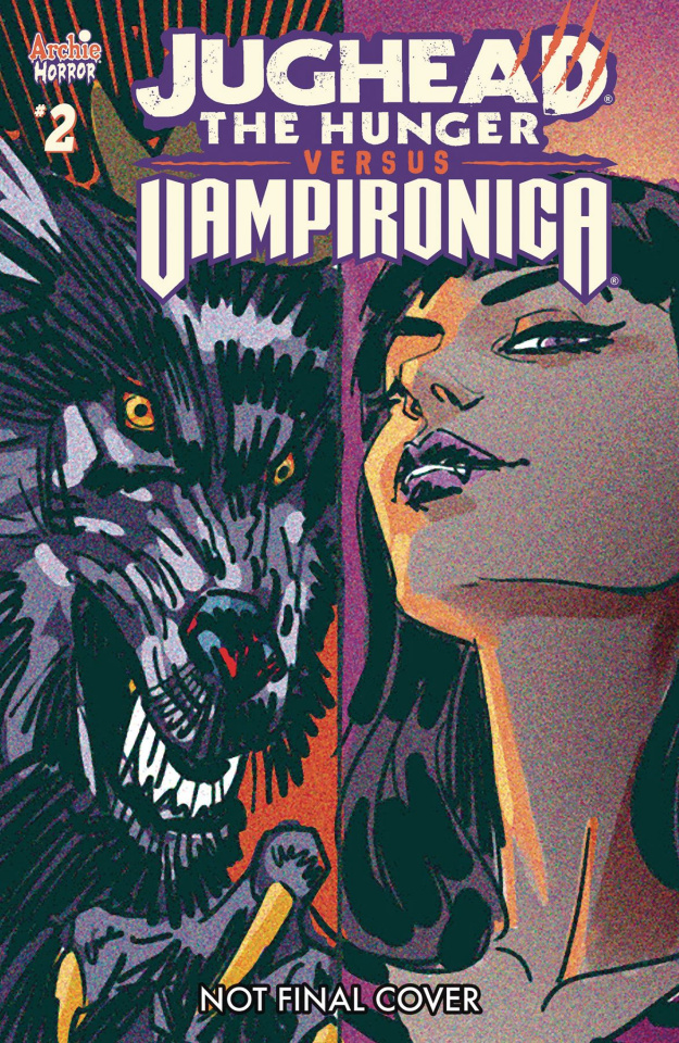 Jughead: The Hunger vs. Vampironica #2 (Panosian Cover)