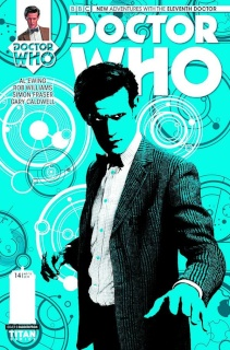Doctor Who: New Adventures with the Eleventh Doctor #14 (Subscription Photo Cover)