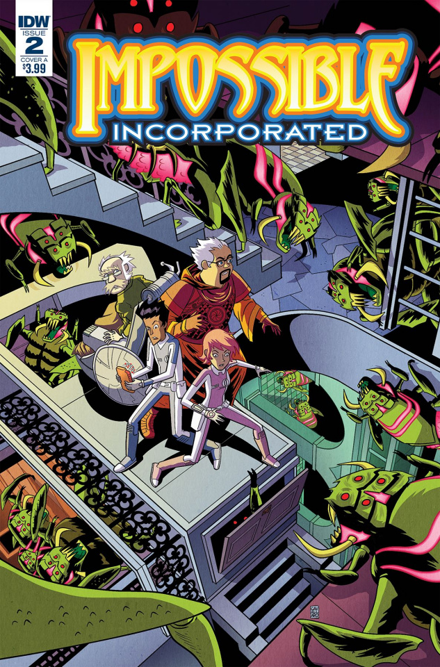 Impossible Incorporated #2