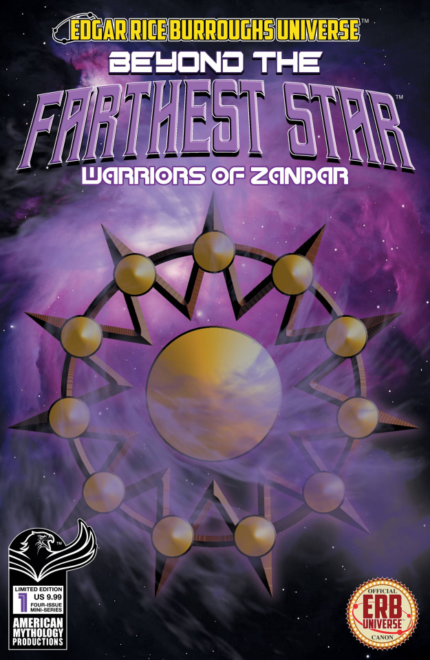 Beyond the Farthest Star #1 (Wolfer Cover)