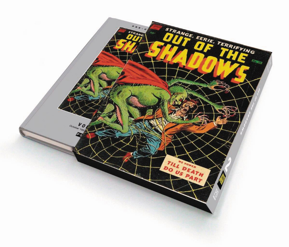 Out of the Shadows Vol. 2 (Slipcase Edition)