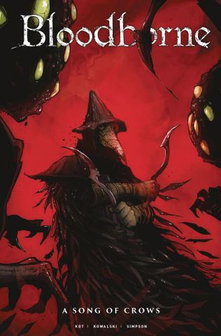 Bloodborne #12 (Worm Cover)