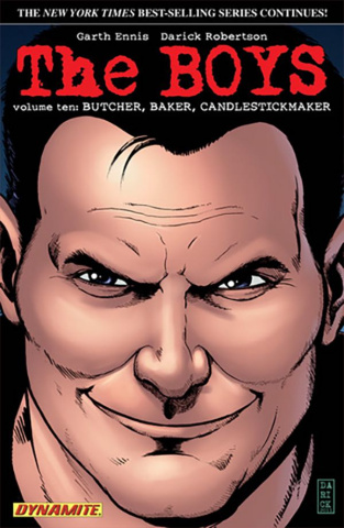 The Boys Vol. 10: Butcher, Baker, Candlestickmaker (Robertson Signed Edition)