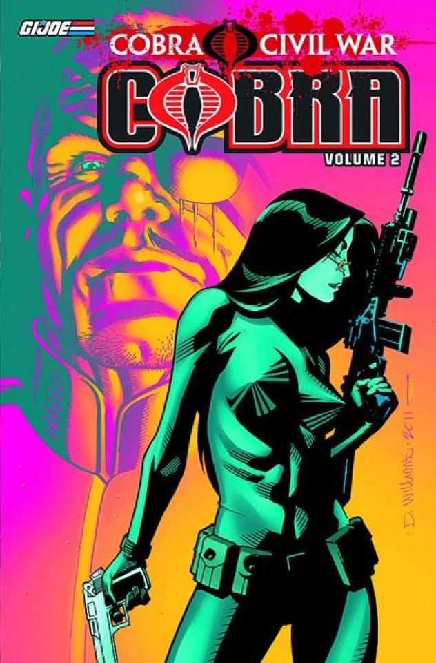 G.I. Joe: Cobra Vol. 2: Cobra Civil War