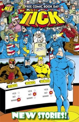 The Tick (FCBD 2016 Edition)