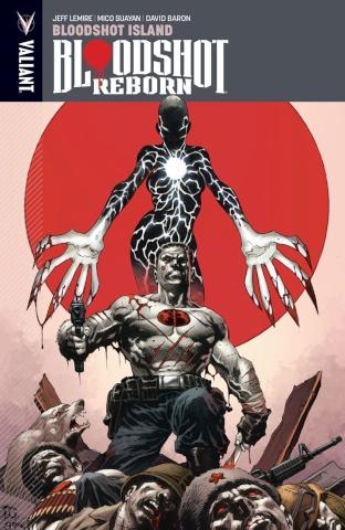 Bloodshot: Reborn Vol. 4: Bloodshot Island
