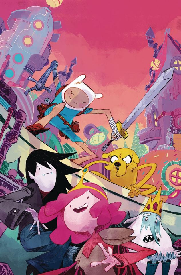 Adventure Time, Season 11 #1
