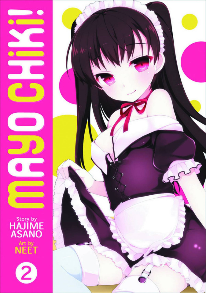 Mayo Chiki! Vol. 2