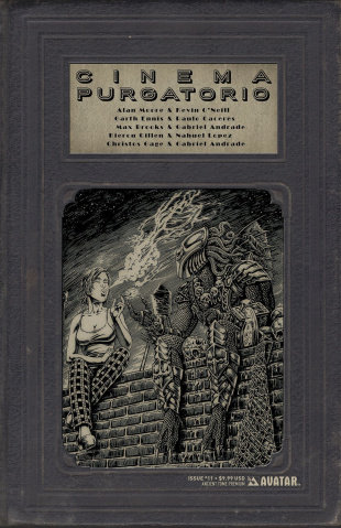 Cinema Purgatorio #11 (Ancient Tome Premium Cover)