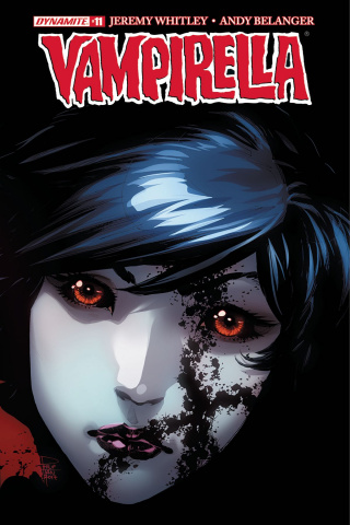 Vampirella #11 (Tan Cover)