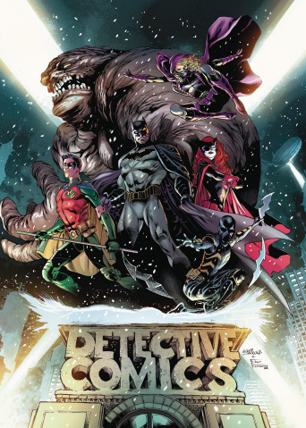 Detective Comics Book 1 (Rebirth)